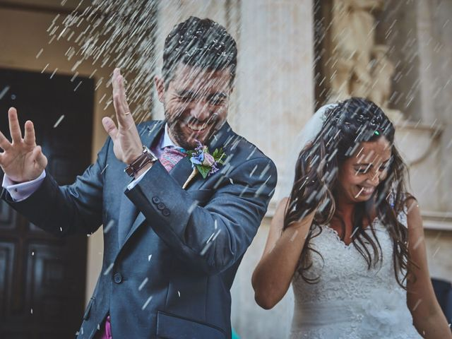 La boda de Noelia y Ricardo