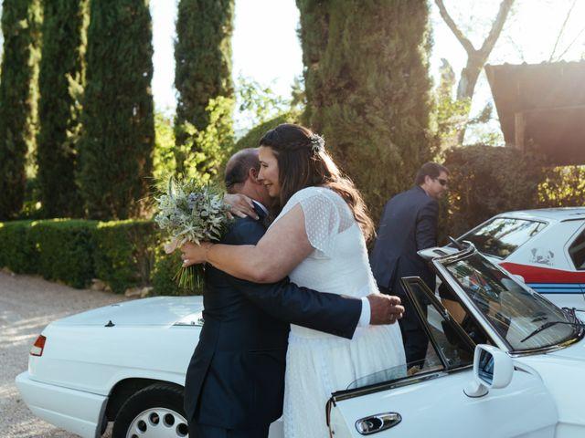 La boda de Saúl y Merche en Horche, Guadalajara 10