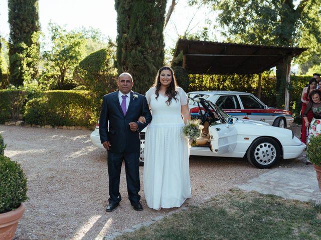 La boda de Saúl y Merche en Horche, Guadalajara 11