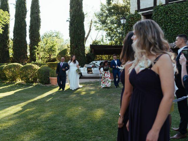 La boda de Saúl y Merche en Horche, Guadalajara 12