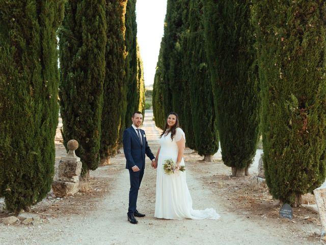 La boda de Saúl y Merche en Horche, Guadalajara 28