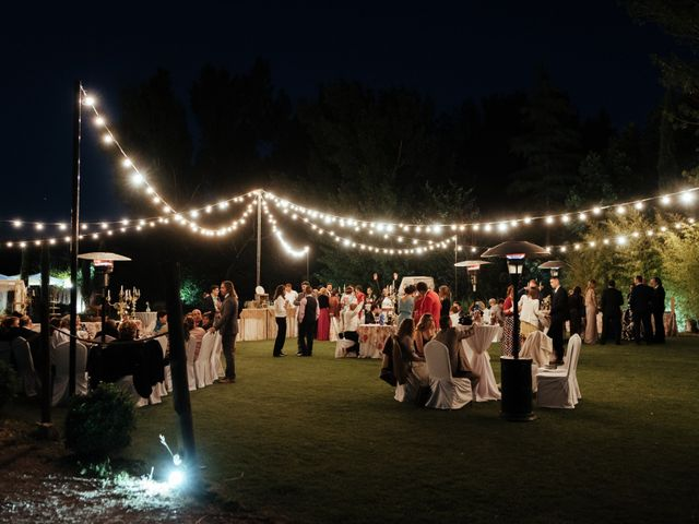 La boda de Saúl y Merche en Horche, Guadalajara 2