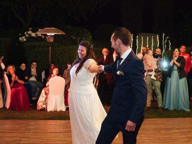 La boda de Saúl y Merche en Horche, Guadalajara 35