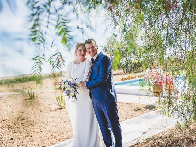 La boda de Andres y Ana en Alcaracejos, Córdoba 28