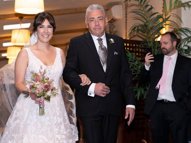 La boda de Maite y Miguel en Miraflores De La Sierra, Madrid 3
