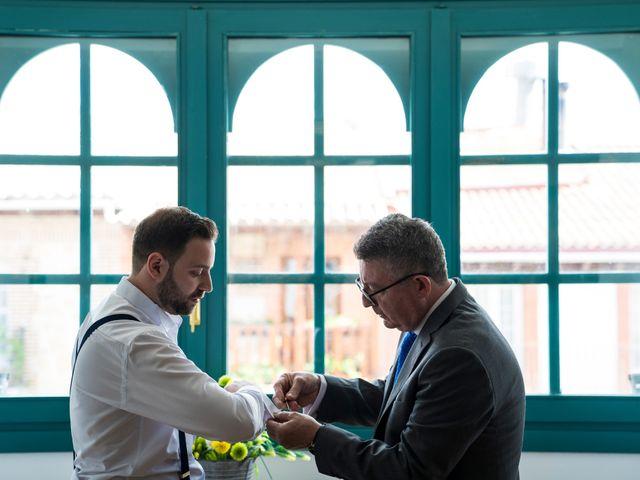 La boda de Maite y Miguel en Miraflores De La Sierra, Madrid 12