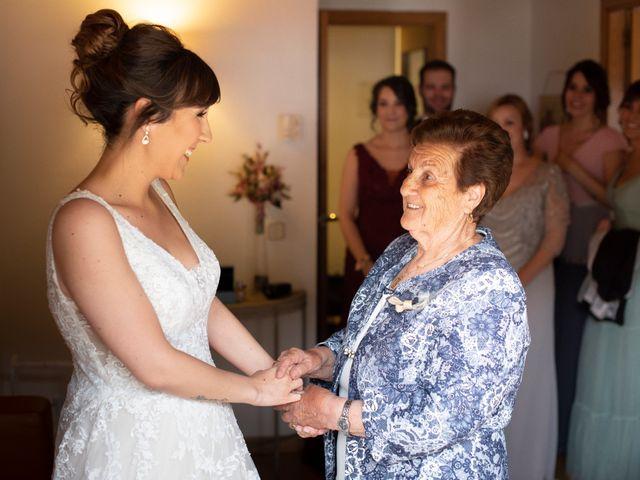 La boda de Maite y Miguel en Miraflores De La Sierra, Madrid 22