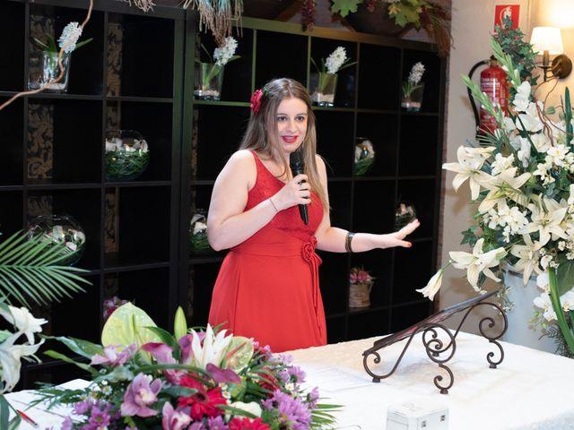 La boda de Maite y Miguel en Miraflores De La Sierra, Madrid 28