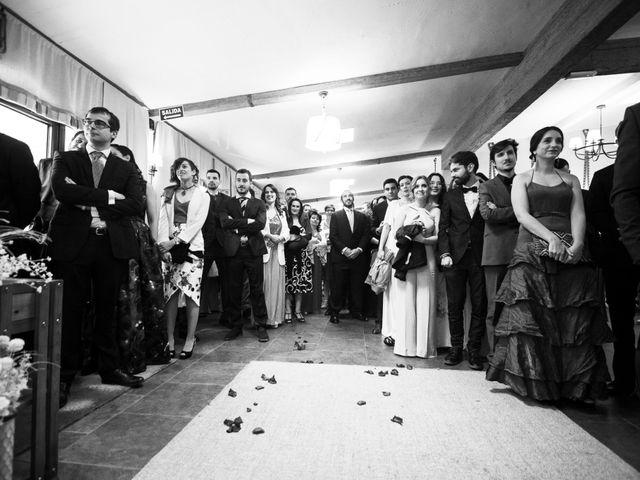 La boda de Maite y Miguel en Miraflores De La Sierra, Madrid 29
