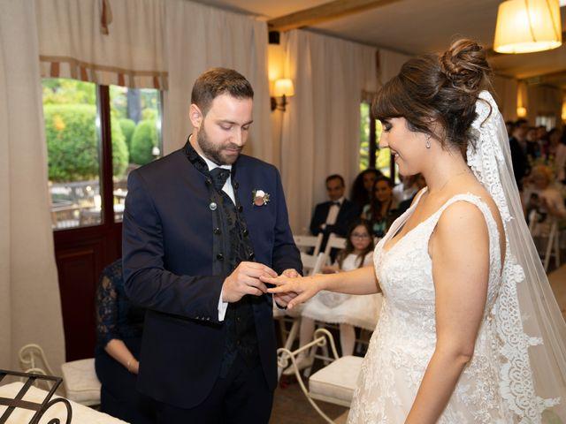 La boda de Maite y Miguel en Miraflores De La Sierra, Madrid 32