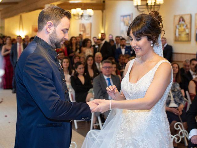 La boda de Maite y Miguel en Miraflores De La Sierra, Madrid 33