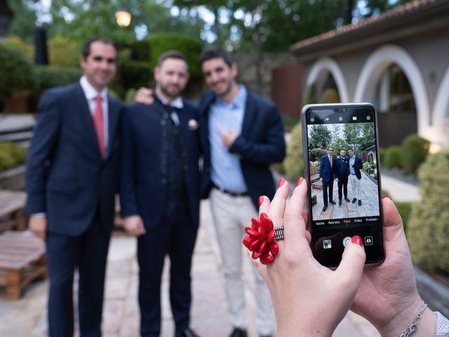 La boda de Maite y Miguel en Miraflores De La Sierra, Madrid 37