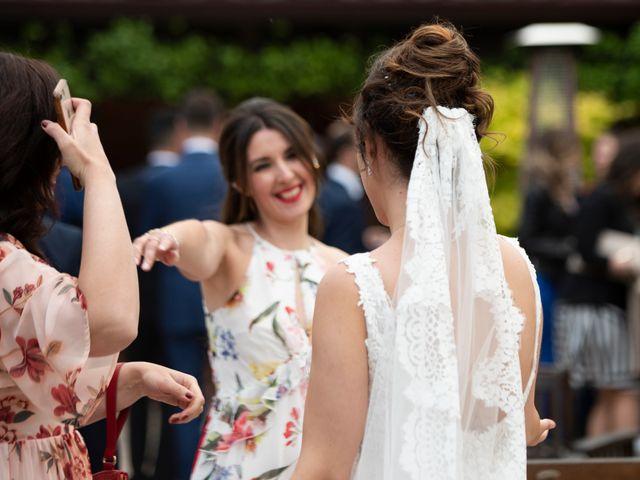 La boda de Maite y Miguel en Miraflores De La Sierra, Madrid 38