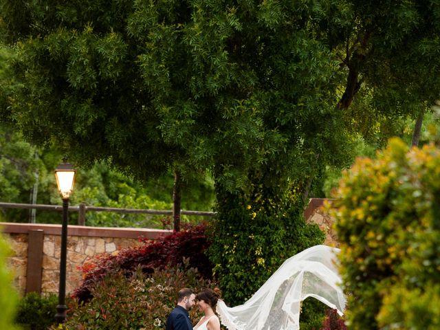 La boda de Maite y Miguel en Miraflores De La Sierra, Madrid 45