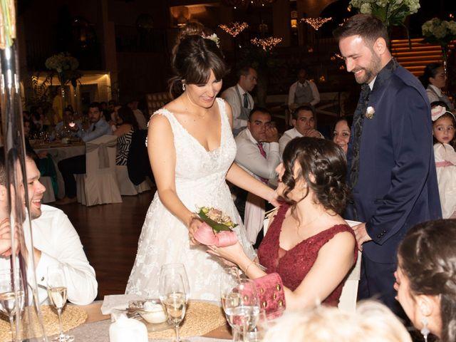 La boda de Maite y Miguel en Miraflores De La Sierra, Madrid 49