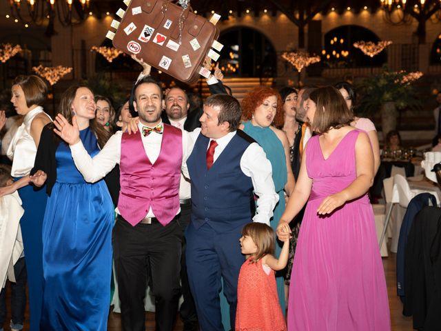 La boda de Maite y Miguel en Miraflores De La Sierra, Madrid 53