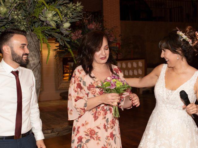 La boda de Maite y Miguel en Miraflores De La Sierra, Madrid 55