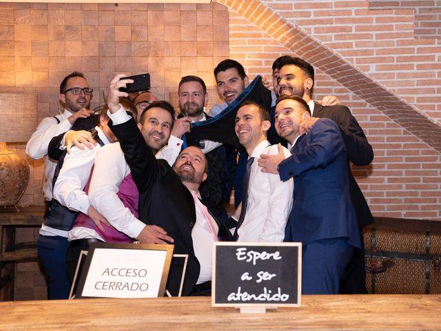 La boda de Maite y Miguel en Miraflores De La Sierra, Madrid 57