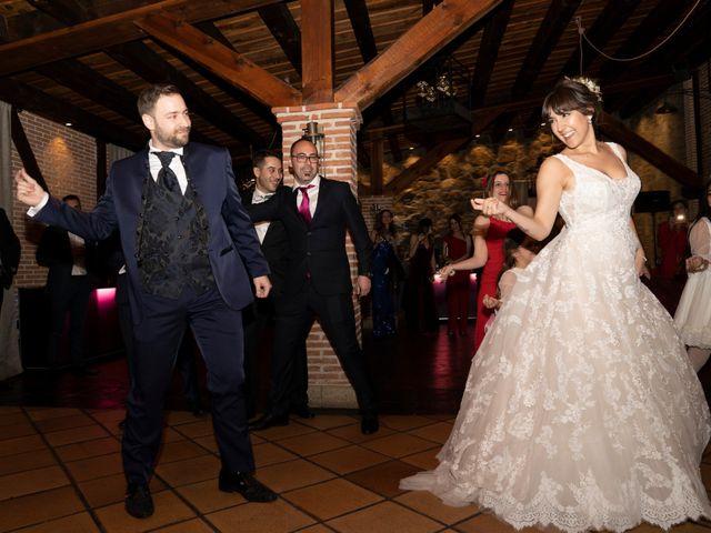 La boda de Maite y Miguel en Miraflores De La Sierra, Madrid 60