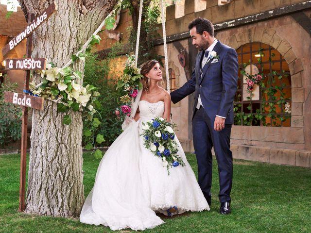 La boda de David y Mónica