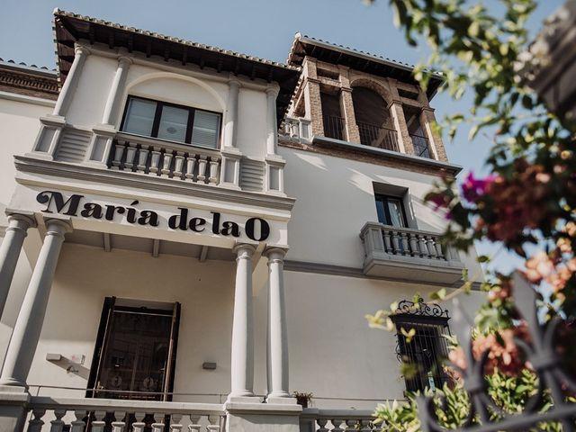 La boda de Juan y Carmen en Granada, Granada 13