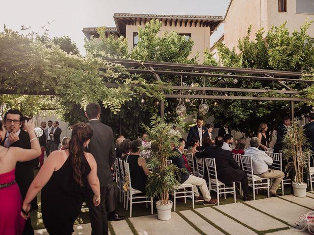 La boda de Juan y Carmen en Granada, Granada 14