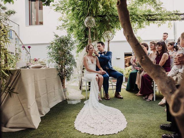 La boda de Juan y Carmen en Granada, Granada 23
