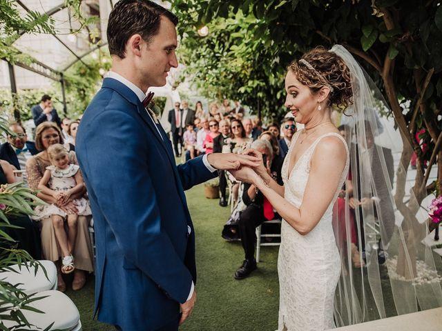 La boda de Juan y Carmen en Granada, Granada 28