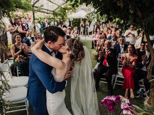 La boda de Juan y Carmen en Granada, Granada 30
