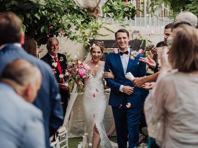 La boda de Juan y Carmen en Granada, Granada 31