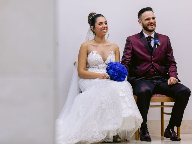 La boda de Jesús y Samara en Sant Vicenç De Montalt, Barcelona 25