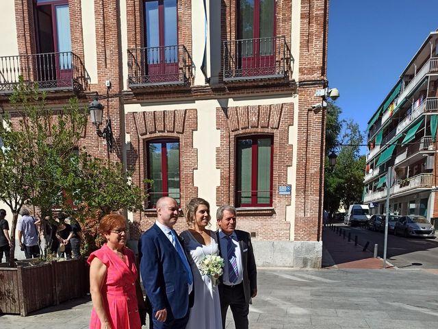 La boda de Juan Carlos y Irene en Madrid, Madrid 1