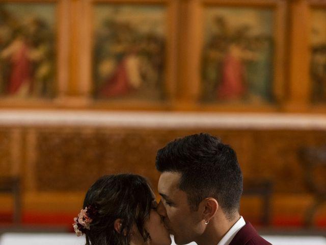La boda de Cristo y Raquel en La Orotava, Santa Cruz de Tenerife 2