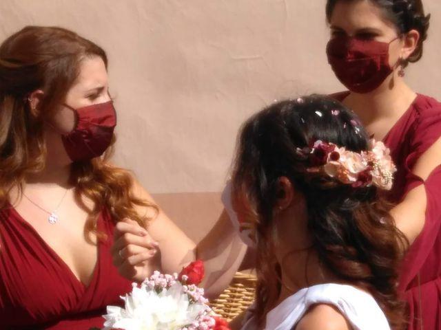 La boda de Cristo y Raquel en La Orotava, Santa Cruz de Tenerife 4