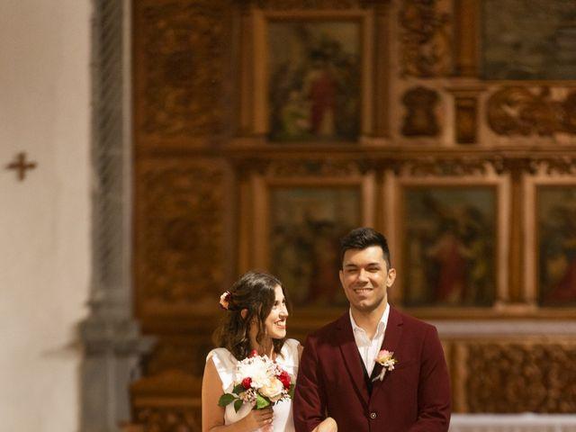 La boda de Cristo y Raquel en La Orotava, Santa Cruz de Tenerife 6