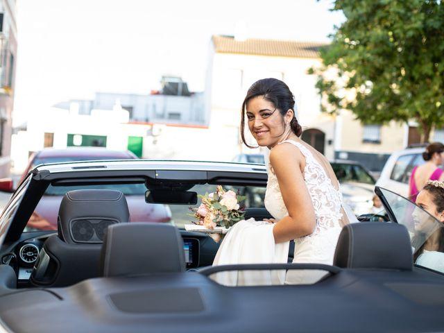La boda de Manuel y Maria del Mar en Coria Del Rio, Sevilla 10