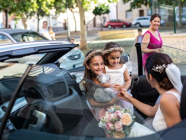La boda de Manuel y Maria del Mar en Coria Del Rio, Sevilla 1