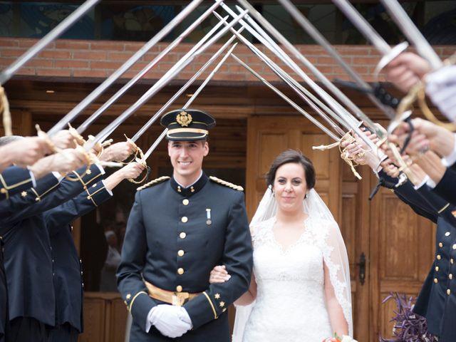 La boda de Antonio y Paula