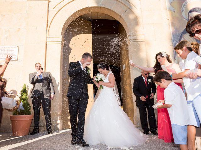 La boda de Pablo  y Noelia  en Segovia, Segovia 11