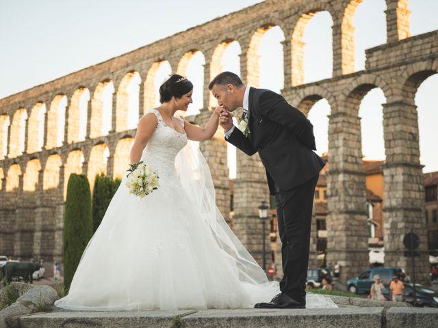 La boda de Pablo  y Noelia  en Segovia, Segovia 2
