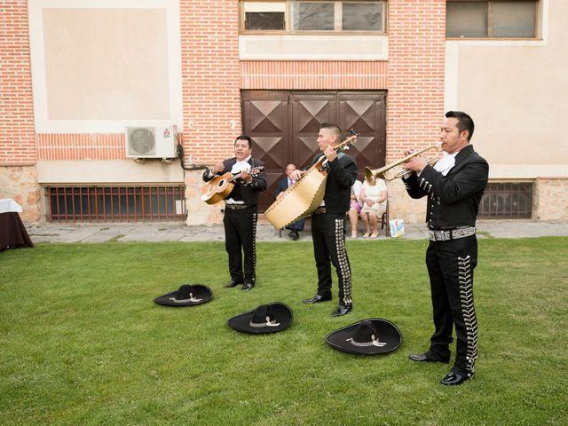 La boda de Pablo  y Noelia  en Segovia, Segovia 12