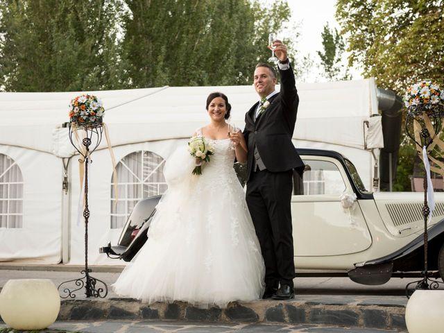 La boda de Pablo  y Noelia  en Segovia, Segovia 13