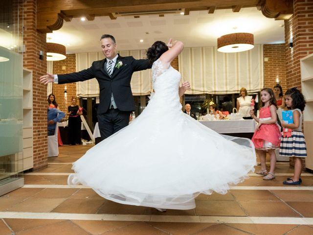 La boda de Pablo  y Noelia  en Segovia, Segovia 20