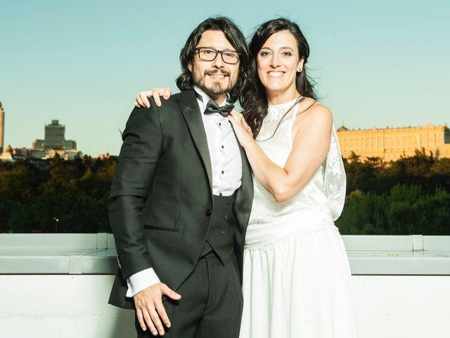 La boda de Marta y Jose Alberto
