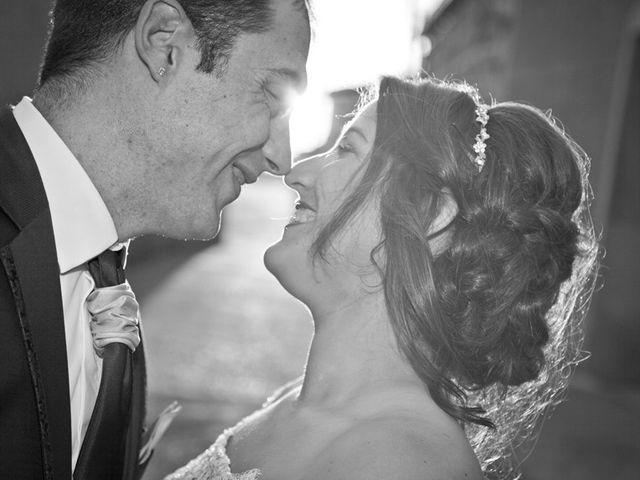 La boda de Jose y Vero en Bustillo Del Oro, Zamora 14