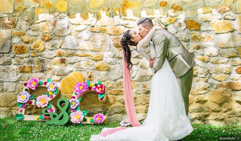 La boda de Brian y Carolina en Loiu, Vizcaya