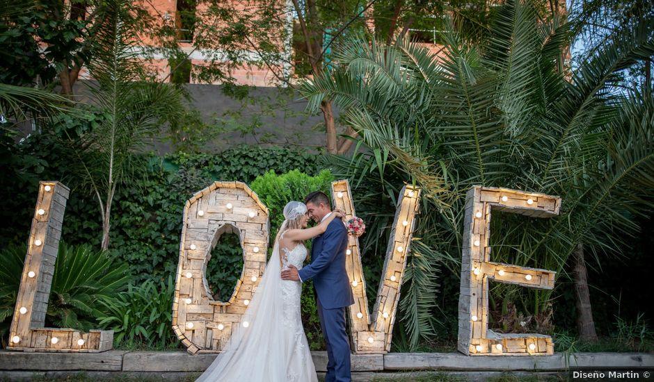 La boda de Jony y Santi en Murcia, Murcia