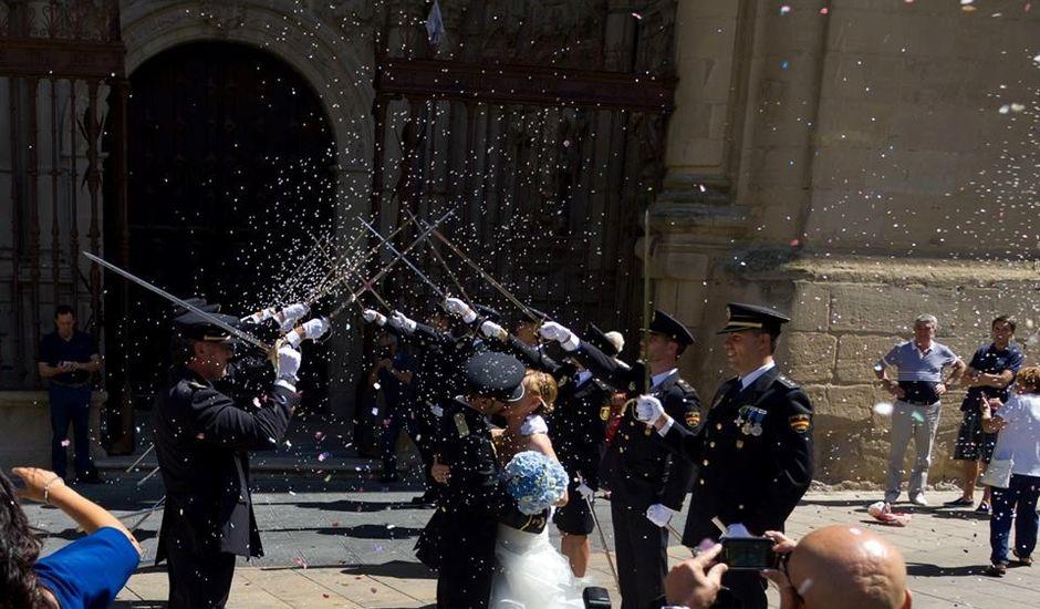 La boda de Fran y Nuria en Logroño, La Rioja