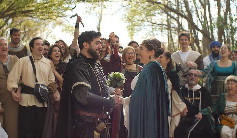 La boda de Oriel y Laura en Sant Pere Pescador, Girona