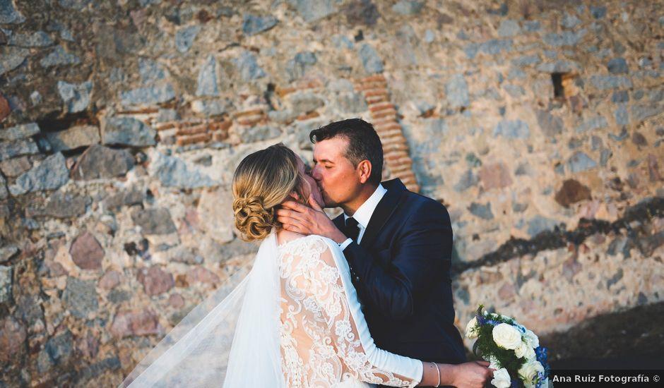 La boda de Andres y Ana en Alcaracejos, Córdoba